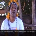 Simão Tupã Reta Vilialva, Presidente da Org. Oscip GUARANY TEKO ÑEMOINGO